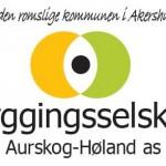 Logo for Aurskog Høland Utbyggingsselskap - i den romslige kommunen midt i Akershus