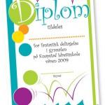 Diplom for idrettsskole