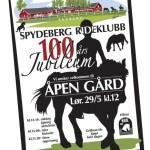 Plakat for ridesenter