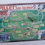 """Utforming av """"SPILLET"""" om John Obi Mikel i VG"""