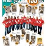 Egenannonse for VG / vektklubben